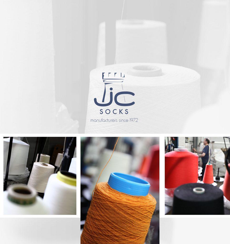 Materias primeras fabricación calcetines