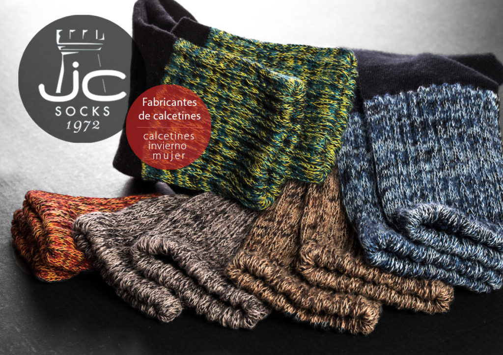 Calcetines invierno mujer suaves