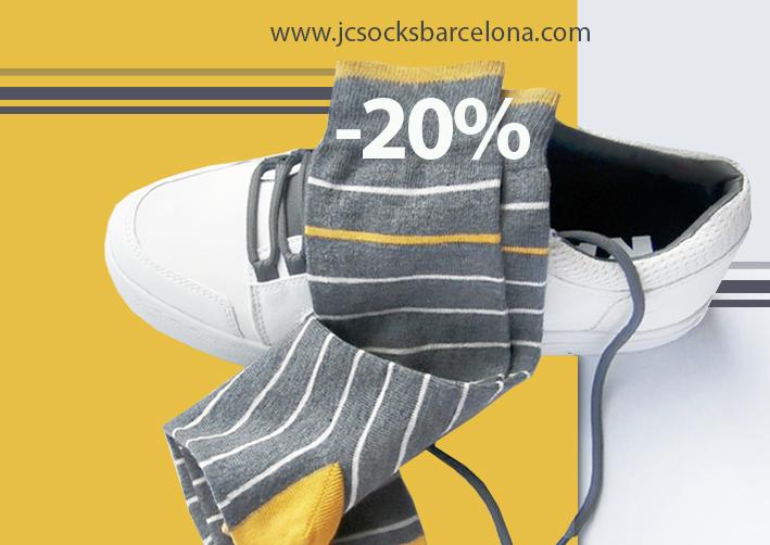 Descuento calcetines originales