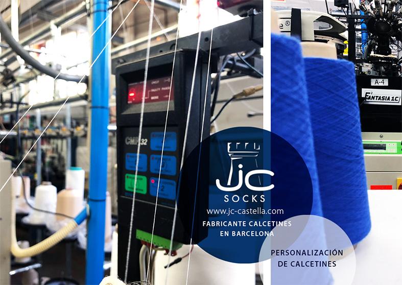 Fabricante de calcetines en Barcelona