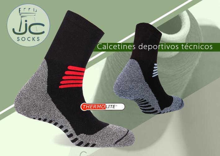 Personalización de calcetines deportivos