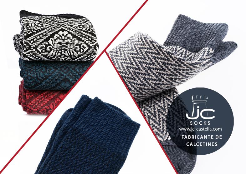 Comprar calcetines invierno de mujer y hombre  df0c2a590f9