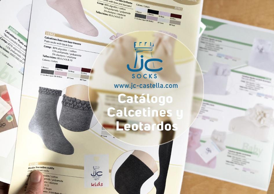 Catálogo calcetines y leotardos