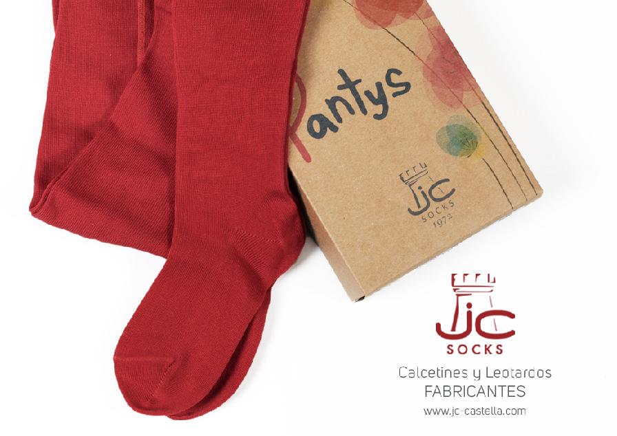 Calcetines y leotardos JC