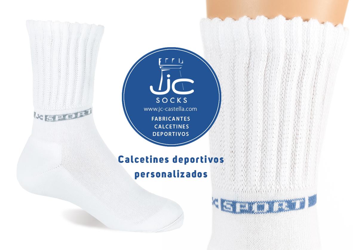 Calcetines deportivos personalizados