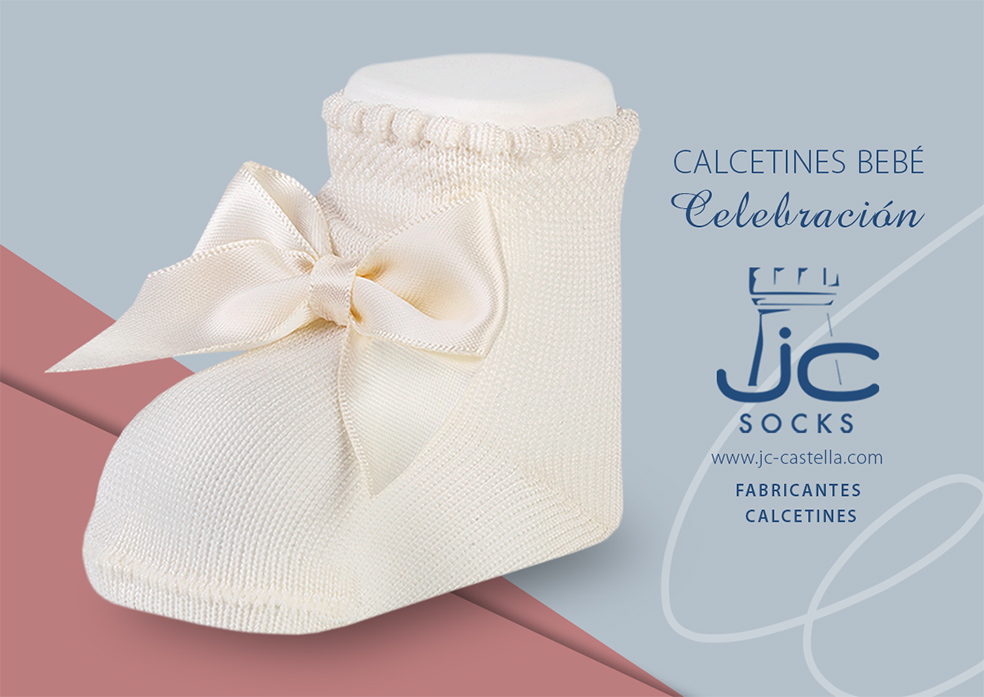 Calcetines de Bebé para ceremonias