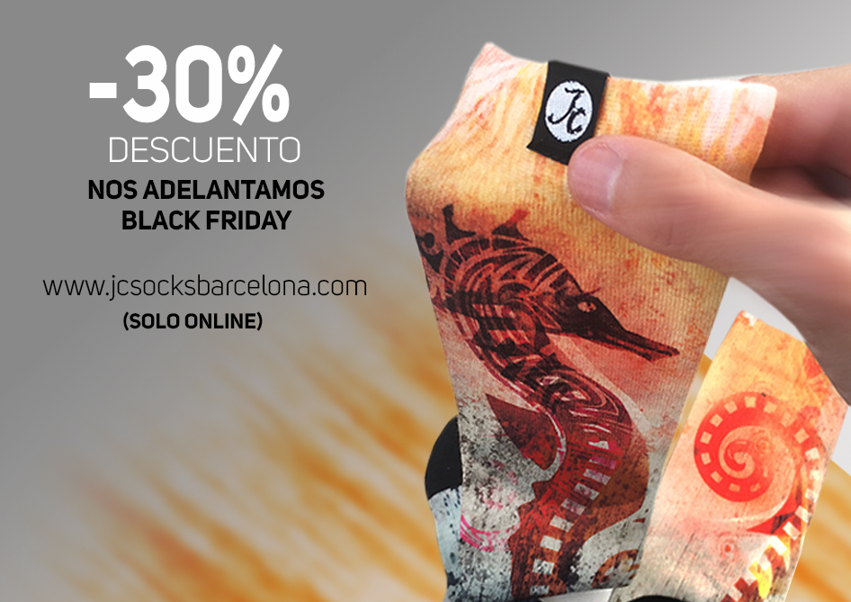 Calcetines estampados originales