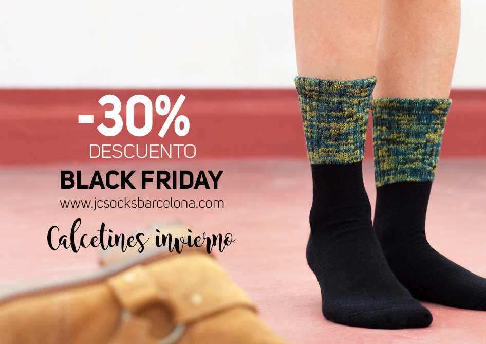 Calcetines mujer invierno suaves