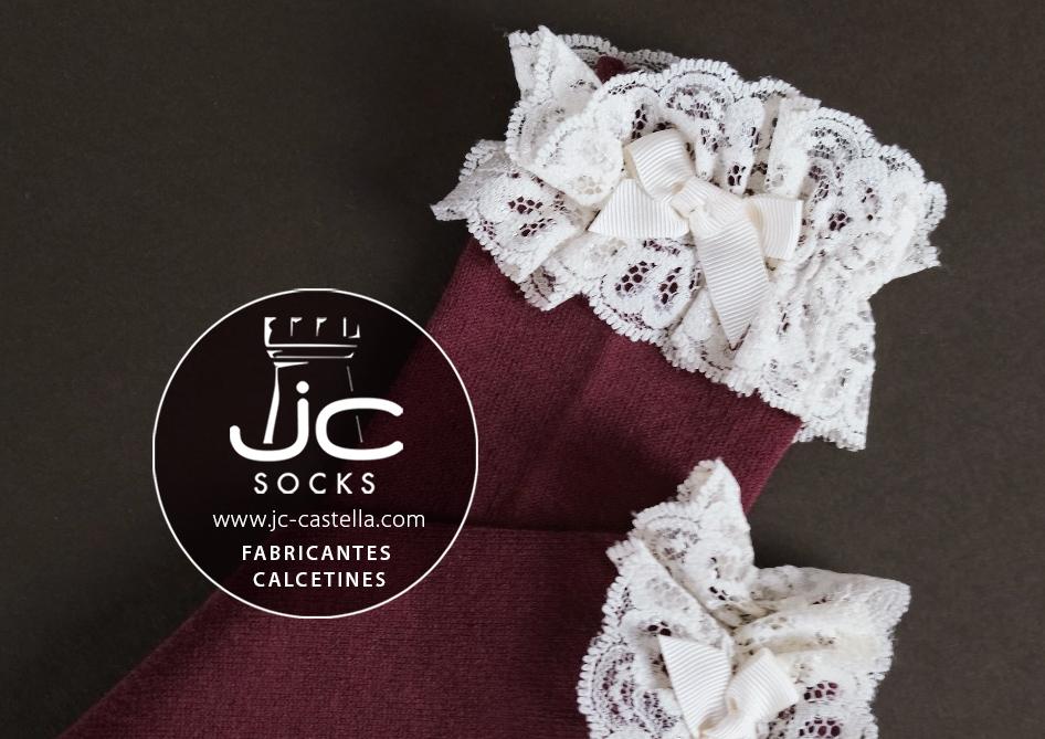 Calcetines de ceremonia para niños