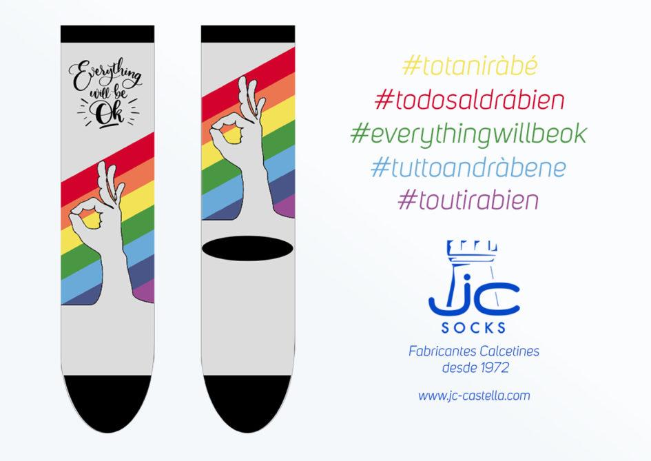 todo saldrá bien jc castellà fabricantes calcetines