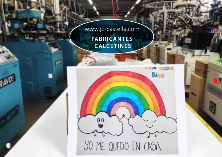 fabricantes calcetines España fabricación ropia