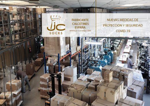 Fabricantes calcetines en España