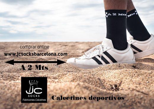 calcetines originales covid -19 deportivos técnicos