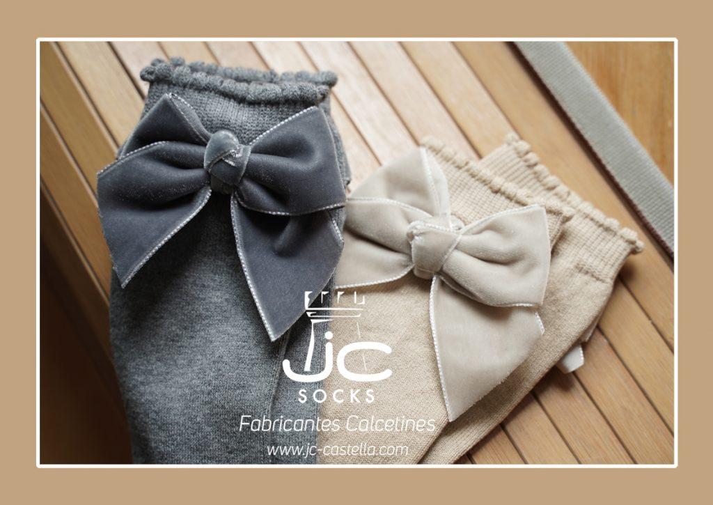 Fabricación de calcetines personalizados