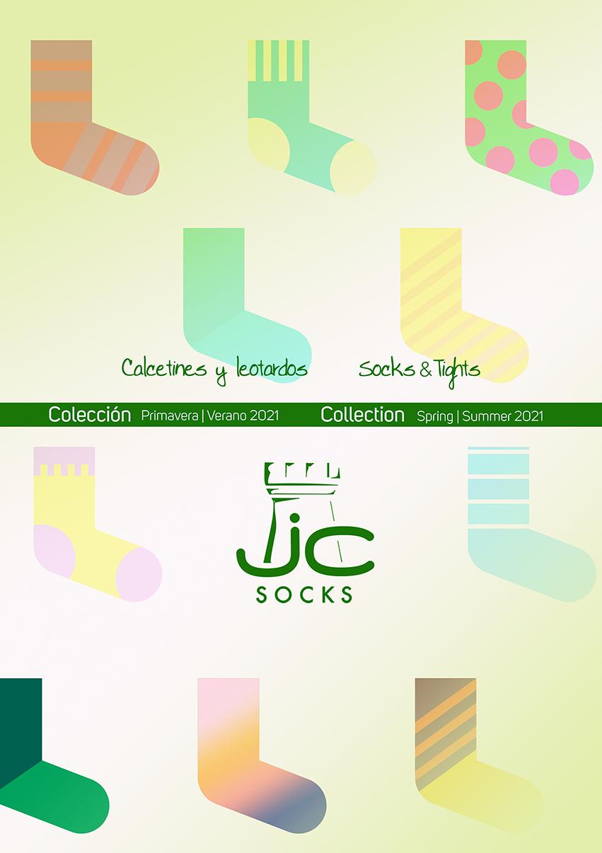 Calcetines primavera verano JC Castellà