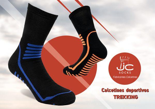 Calcetines deportivos trekking