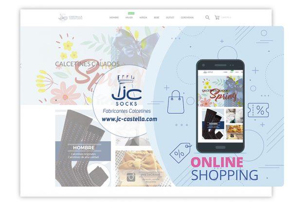 Calcetines tienda online